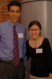 Sherif Kronemer & Mindy Zhang