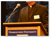 Fr. Timothy Godfrey, Dir. Office of Campus Ministry, Georget