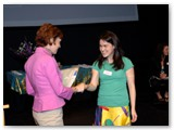 RB presenting to Diana Jeang